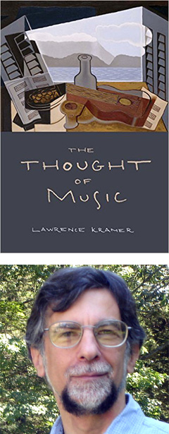 Lawrence Kramer the Thought of Music