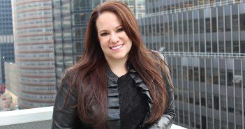 Samara Finn Holland, social media influencer and Fordham alumna