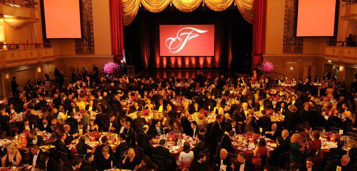 Founder's celebration, Waldorf Astoria