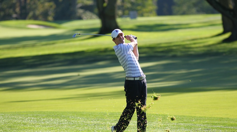 Golf Places Tenth At Yale Invitational