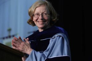 Maura Mast, Dean of Fordham College at Rose Hill