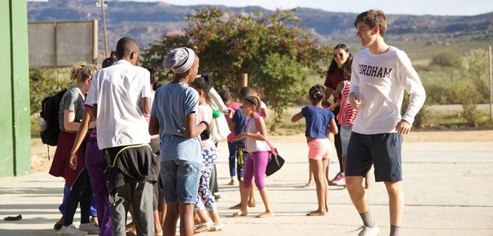 Cape Town Global Outreach Trip Brings Social Injustices To Light