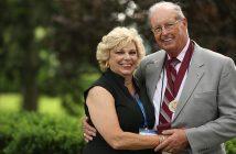 Joyce and Brian Abamont