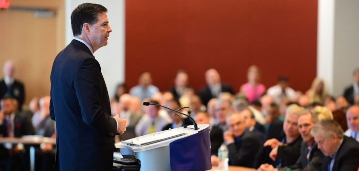 FBI Director: Debate Needed on Privacy vs. Security