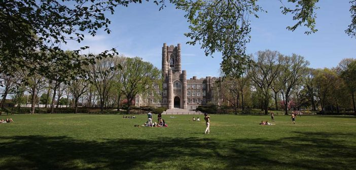 Keating Hall Fordham University