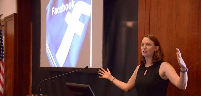 Tread Carefully in Teens' Social Media Spaces, Says Researcher