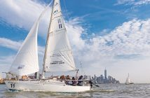 Hudson River Community Sailing gives New York City teens an opportunity to learn how to sail while setting a course for success