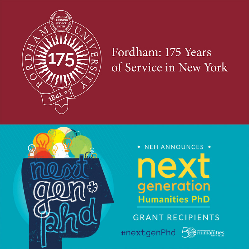 Fordham National Endowment for the Humanities