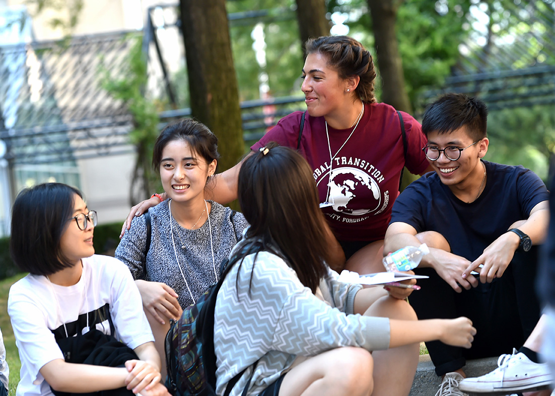 Fordham Global Transition