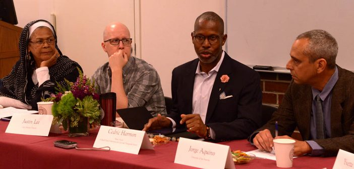 LGBTQ Panel Discuss Intersection of Race, Religion, and Sexuality
