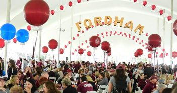 Homecoming 2016: At Home Under the Tent