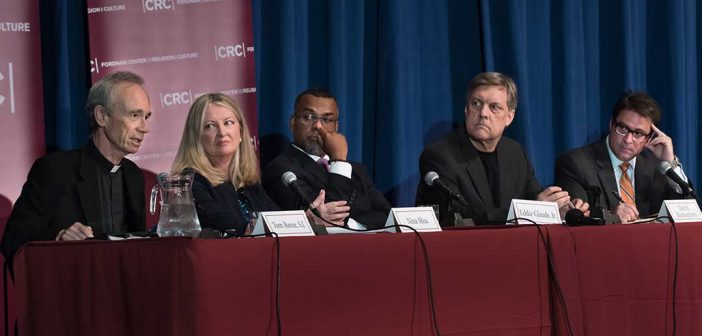 Panel Debates Shifting Role of Faith in National Politics
