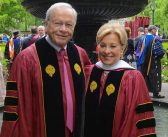 Giving Back: The Cunniffes Make $20 Million Gift to Fordham