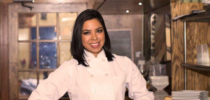 Pastry Chef Elisa Lyew, MC '07