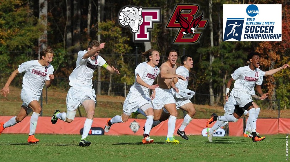Men's Soccer to Face Boston College in Opening Round of ...