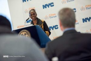Chirlane McCrayPhoto by Ed Reed