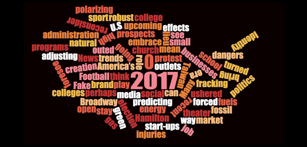 2017, a Look Forward by Faculty