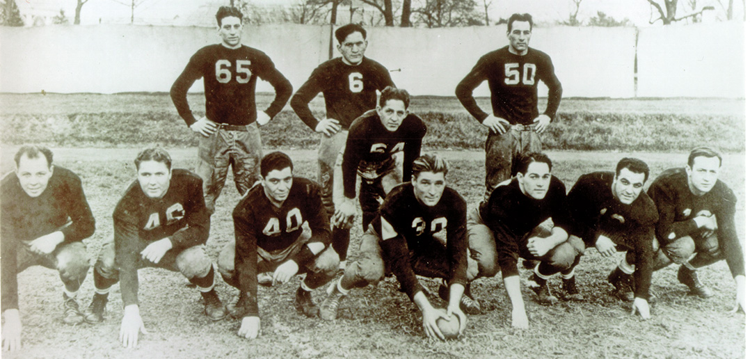 Documentary Film Celebrates A Football Legacy Built On Granite