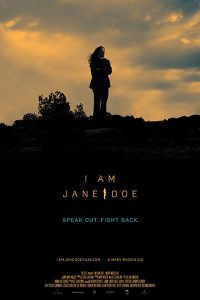 """Top: A still from the new documentary film """"I Am Jane Doe,"""" which focuses on victims' and advocates' fight against online child sex trafficking. (50 Eggs Films)"""
