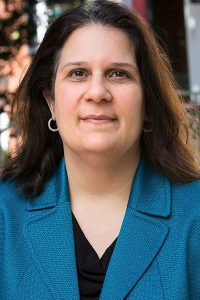 """Yiota Souras, general counsel for the National Center for Missing and Exploited Children, is among the legal experts featured in the anti-sex trafficking film """"I Am Jane Doe."""""""