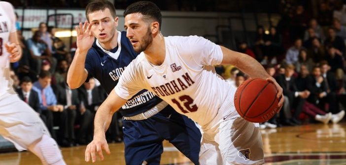 Fordham Men's Basketball