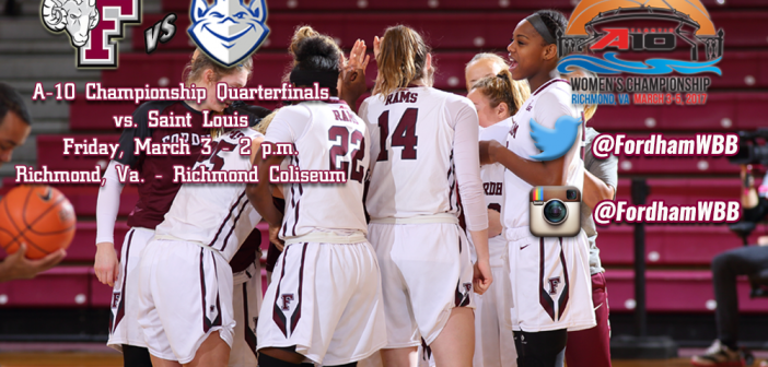 Fordham Women's Basketball