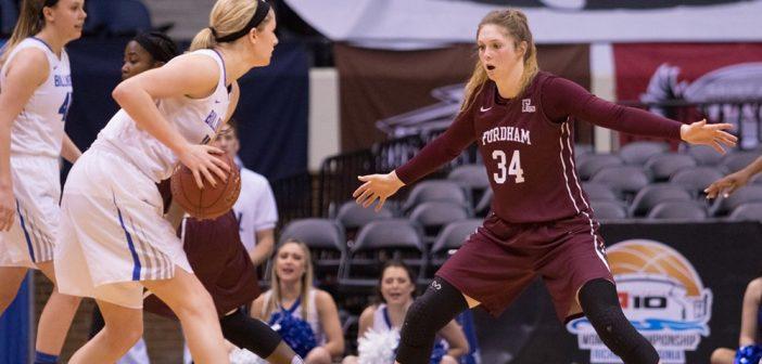 Fordham Women's Basketball