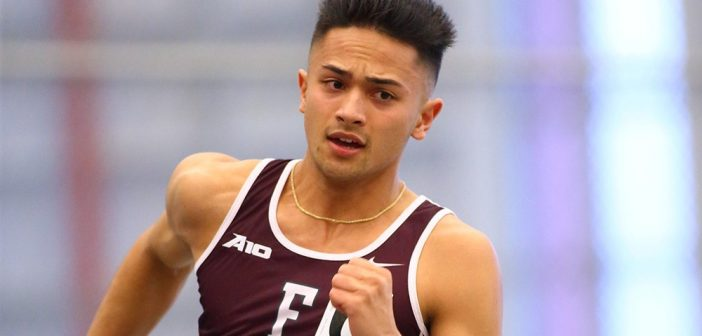 Fordham Track and Field