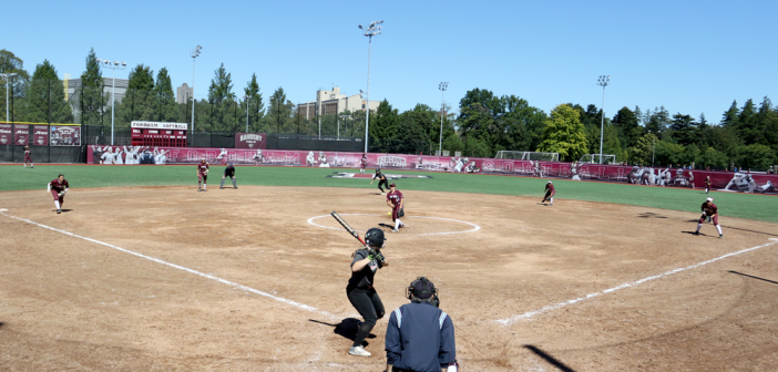 Fordham Softball