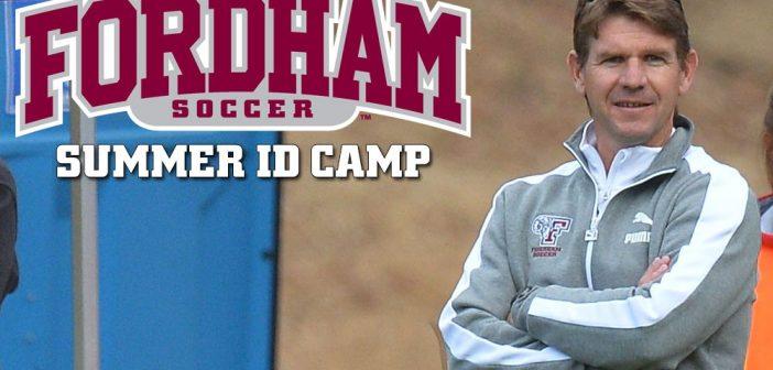Fordham Soccer Summer ID Camp
