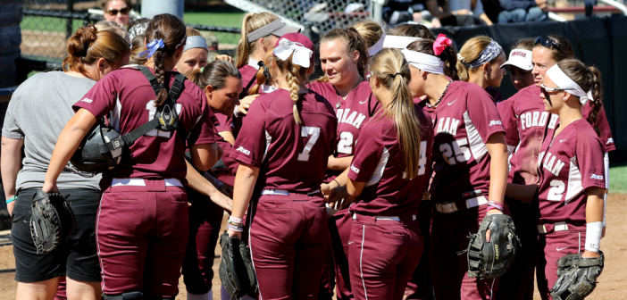 Fordham Women's Softball