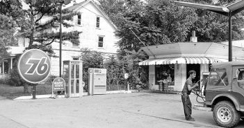 Exhibit Highlights Bygone Era of Independent Gas Stations