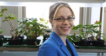 Doctoral Student Kristin Uscinski