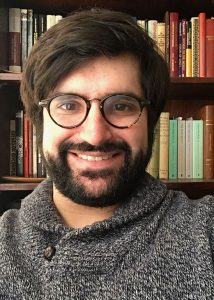 Portrait of Aram G. Sarkisian