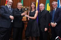 Swanstrom-Baerwald Award Ceremony