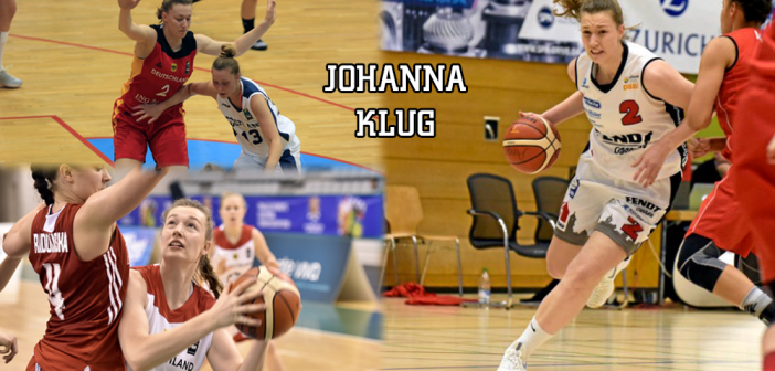 Women's Basketball Signs Johanna Klug to NLI