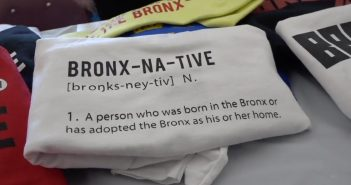 Bronx native t-shirt
