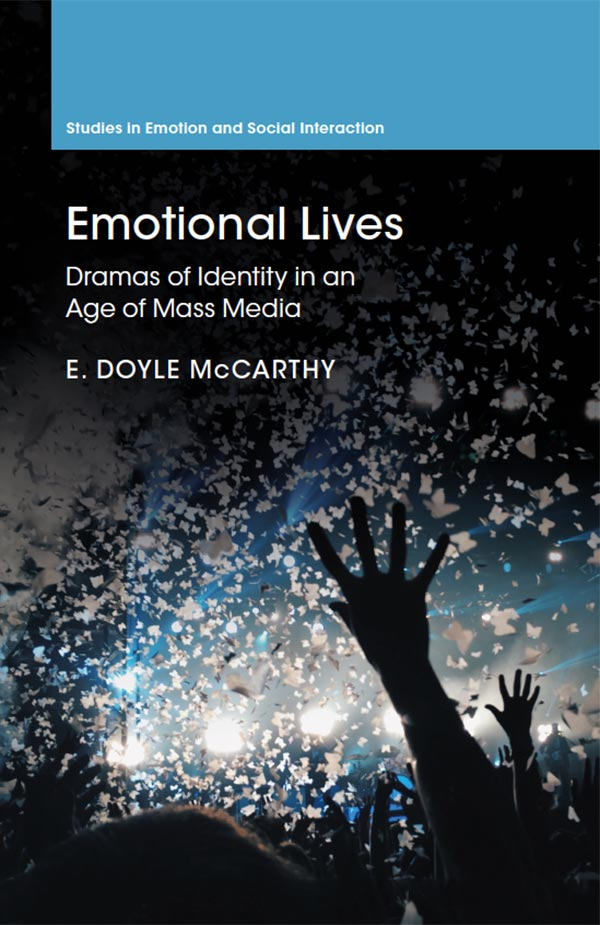 Emotional Lives book cover
