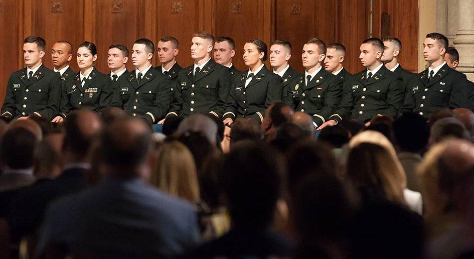 ROTC Commissioning 2017