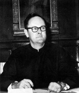 George McMahon, S.J.