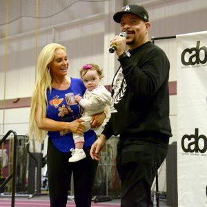 Ice-T and Family