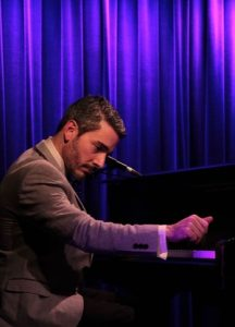 Eric Garcia performs