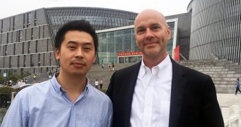 Stephen Grimm in China