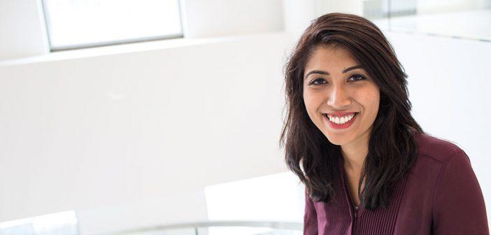 Fordham Law graduate Razeen Zaman
