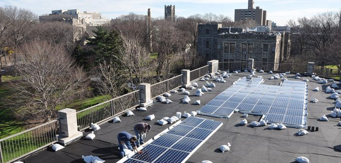 Fordham Joins Call to Address Climate Change