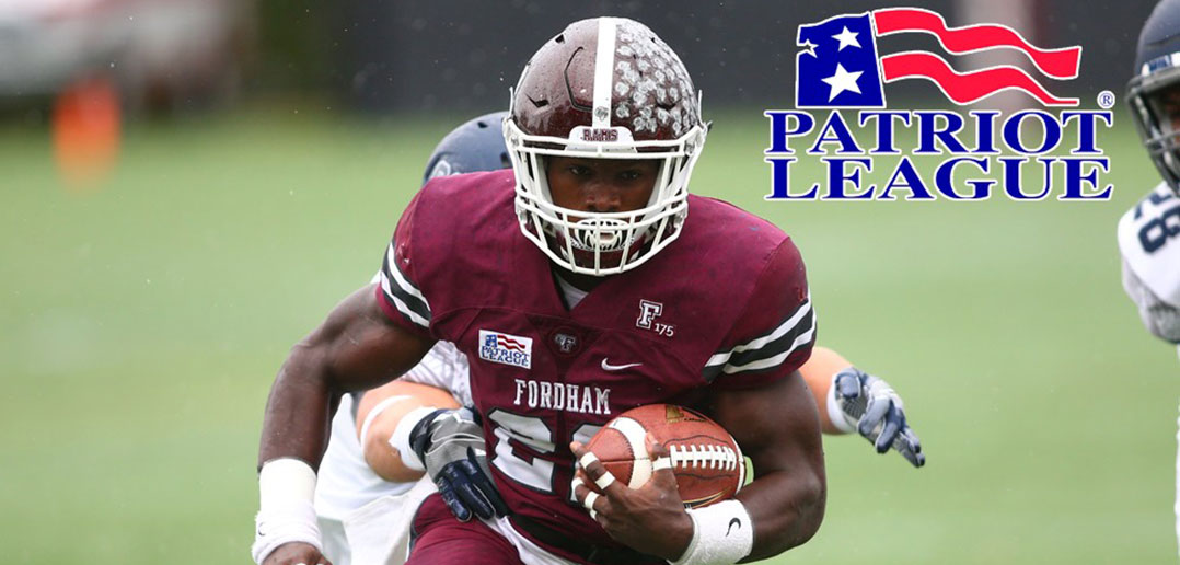Chase Edmonds Patriot League
