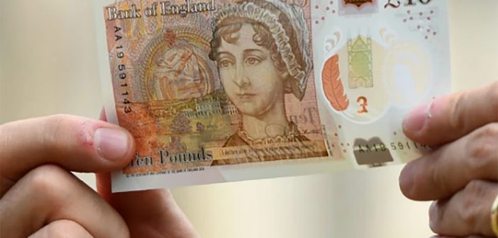 jane austen bill / Image via Getty Images