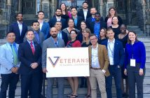 2017 Veterans in Global Leadership Fellows
