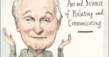 "The cover of Alan Alda's book, ""If I Understood You, Would I Have This Look on My Face? My Adventures in the Art and Science of Relating and Communicating"""
