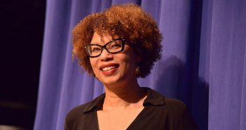 Carla Jackson, administrator of the Fordham Theatre Program, is co-producer of the new film Black Sun: An Astrophysics Adventure.